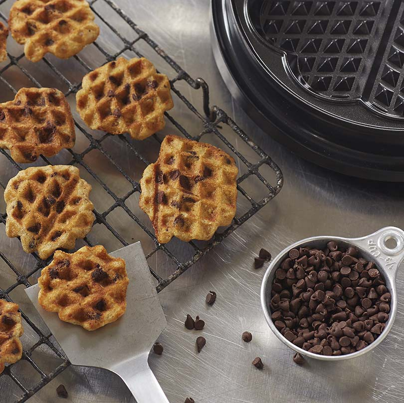 Waffled Oatmeal Chocolate Chip Cookies | Colorado Country Life ...