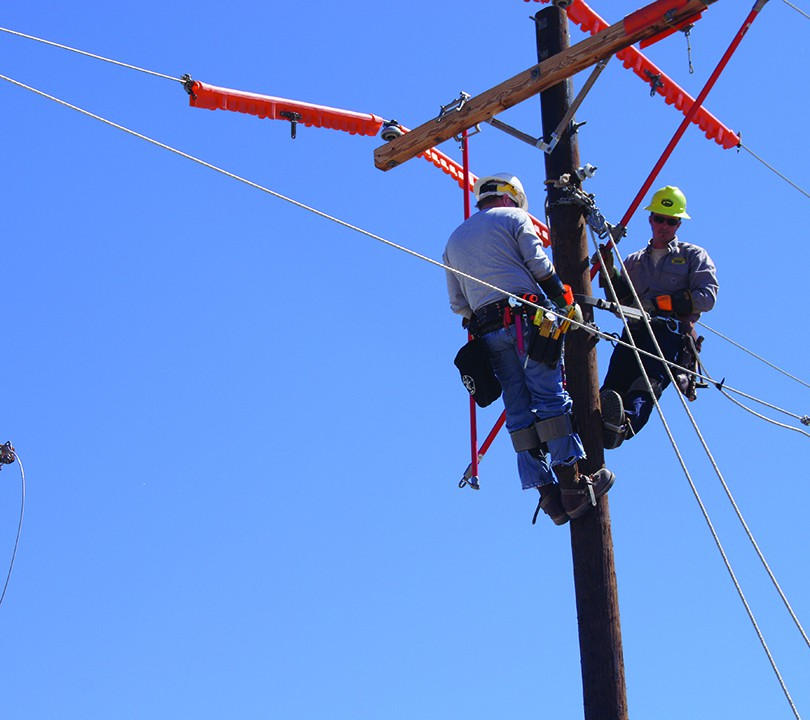 The Next Generation Of Lineworkers Colorado Country Life