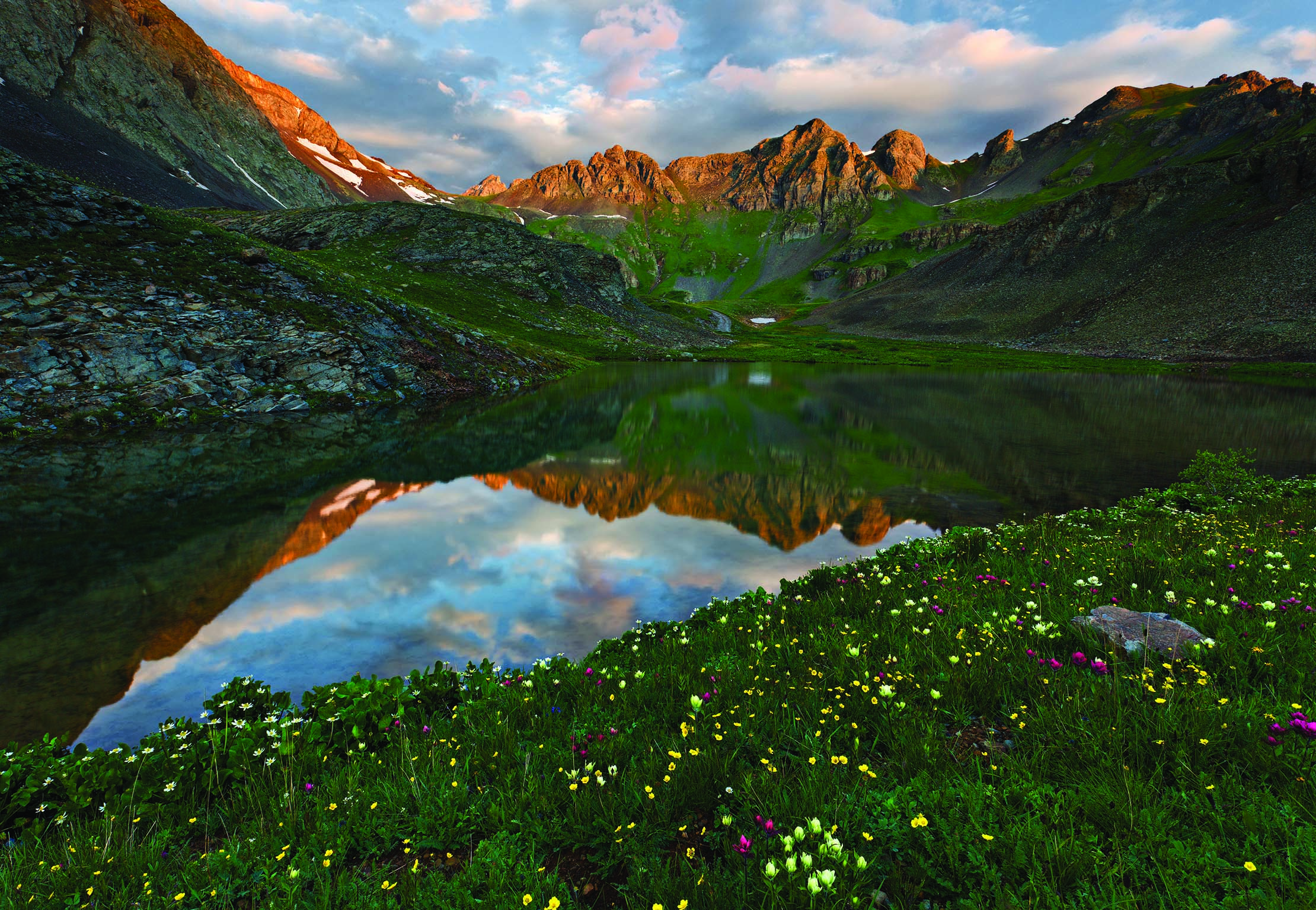 Photo contest focus on our beautiful state colorado for Clear lake