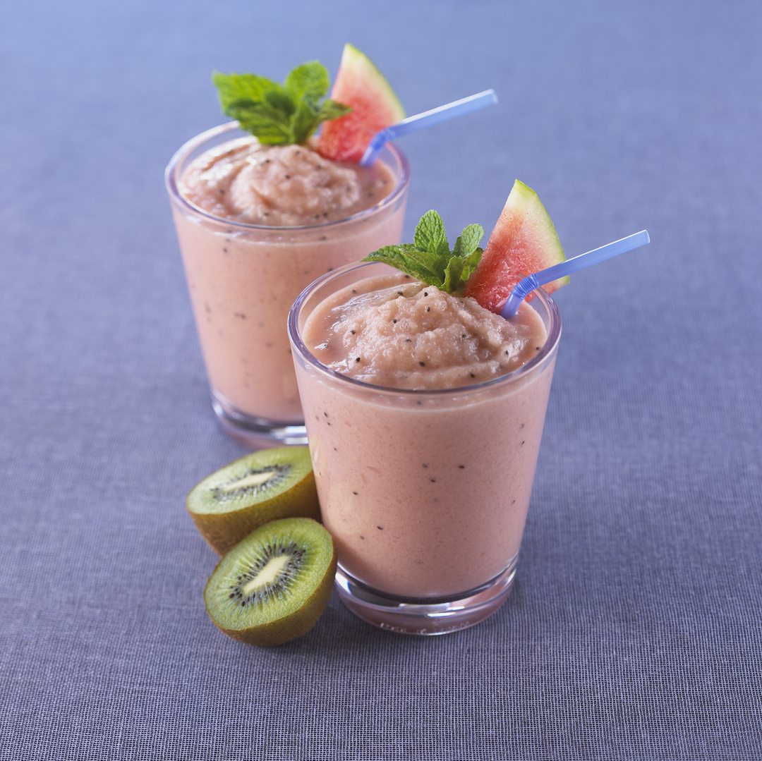 Watermelon Kiwi Smoothie | Colorado Country Life Magazine