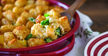 Broccoli Cauli Casserole