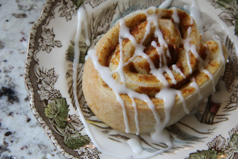 Pumpkin Cinnamon Rolls | Colorado Country Life Magazine