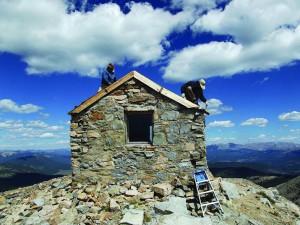 Fairview Peak Lookout