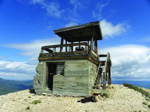 Hahn's Peak Lookout