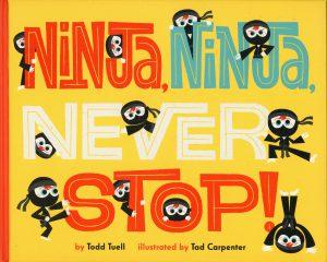 ninjaninjaneverstop