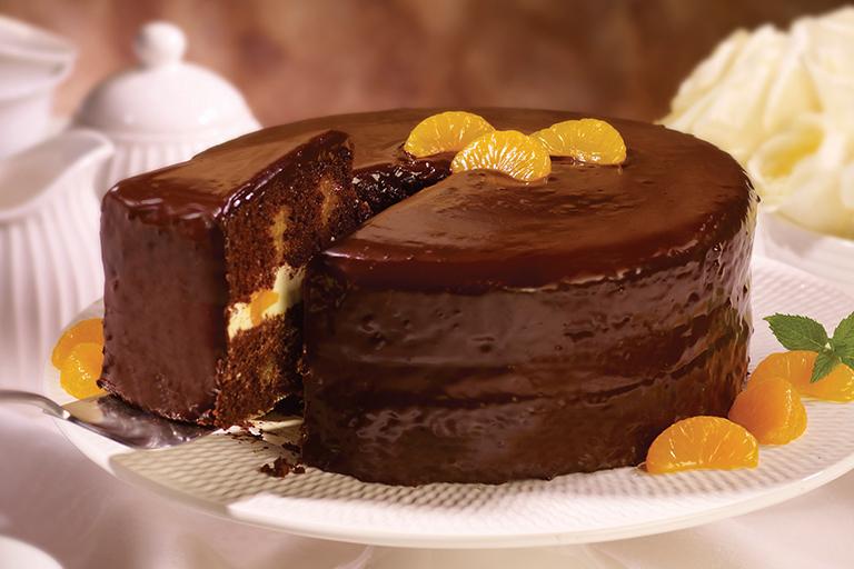 Chocolate Mandarin Orange Cake Colorado Country Life