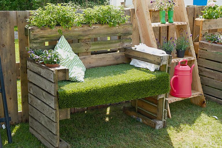 a fun gardening idea - Garden Hacks