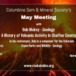 """""""History of Volcanic Activity in Chaffee County"""" Presentation"""