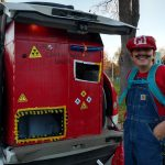Community Trunk or Treat with Troop 195