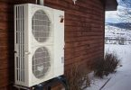 cold climate air source heat pump example