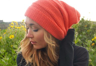 Close up of YoColorado's Womens Drift Beanie