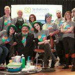 St. Baldrick's Head-Shaving Events