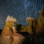 Night Sky/Milky Way Photography Workshop at Paint Mines Interpretive Park