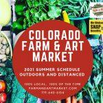 Colorado Farm & Art Market