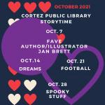 Cortez Public Library Storytimes